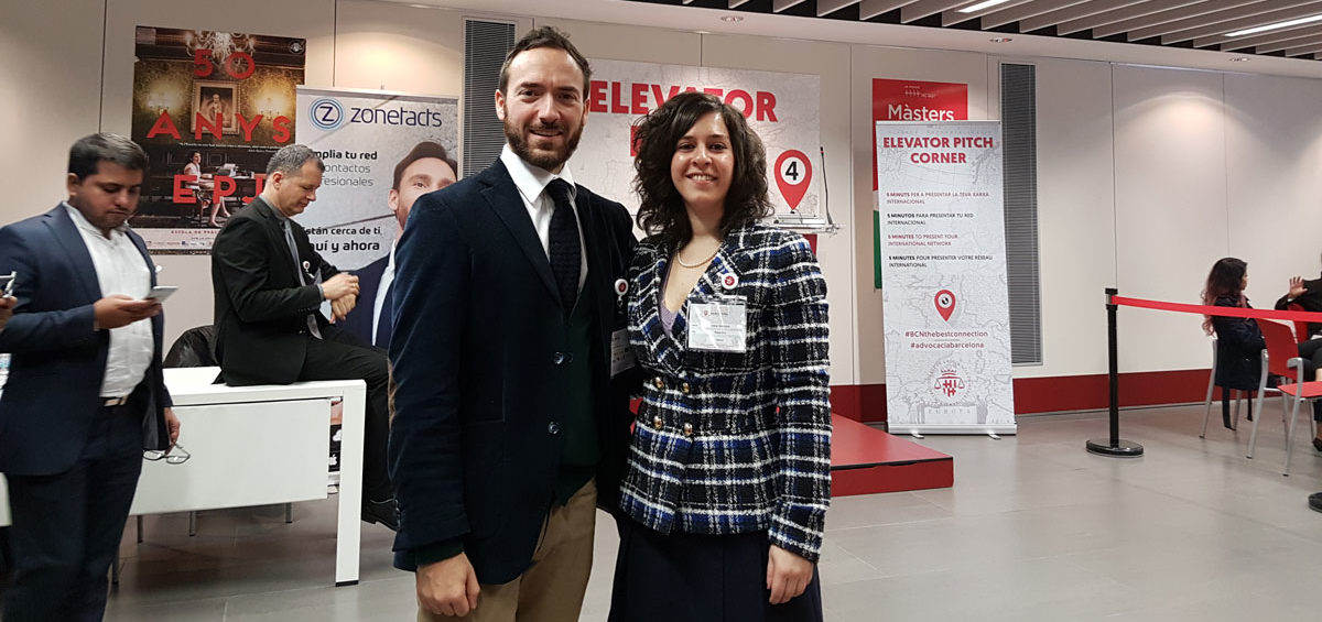 Damiani and Damiani International Law Firm & Services partecipated to the 4th International Lawyer Trade Fair