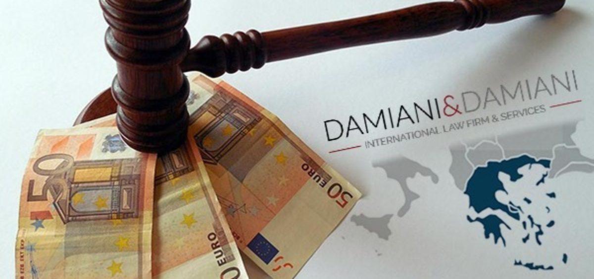 Recovering debts in Greece. Rehabilitation procedure extrajudicial