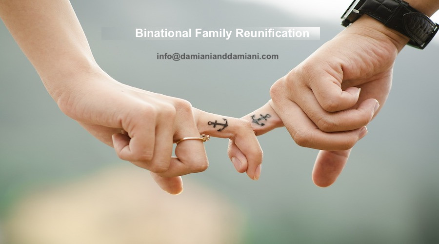 Binational Family Reunification as recognised by the Courts of Turin and Venice